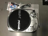 Gemini TT 1100 USB Turntable + Box