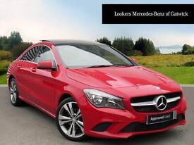Mercedes-Benz CLA CLA 220 D SPORT (red) 2016-04-20