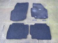 GENUINE Ford Mondeo Mk4 2007-2012 Set of 4 Tailored Carpet Car Floor Mat Set including fixings