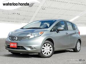 2015 Nissan Versa Note 1.6 S Bluetooth, A/C and More!