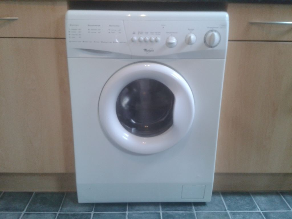 Washing Machine Whirlpool Washer Dryer Model Awz410 Cw Full
