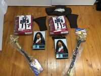 Complete Musketeer Fancy Dress Outfit - ONLY £15