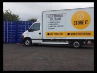 STORE IT SELF STORAGE BUSINESS HOUSE CARAVAN NORTHERN IRELAND COLERAINE PORTSTEWART PORTRUSH
