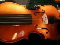Violin full size 4x4