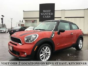 2013 MINI Cooper Paceman S ALL4 | DUAL SUNROOF | NO ACCIDENTS