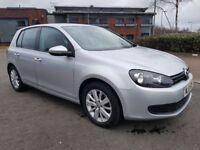 2010 (10) VW Golf 1.6 TDI S 5dr Hatchback