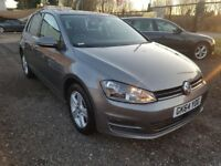 Volkswagen Golf 1.4 TSI BlueMotion Tech Match