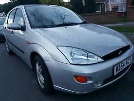 Ford focus 1.6 fsh 2 keys