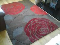 Next large wool rug, reduced to sell 30