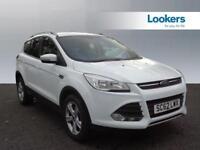 Ford Kuga ZETEC TDCI (white) 2013-01-22