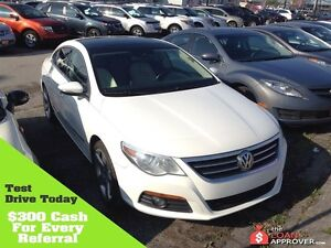 2009 Volkswagen PASSAT CC Highline *LOADED * REDUCED WAS $18475