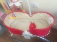 Tiny love 3 in 1 motion rocker