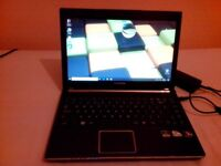 "13.3""HD SAMSUNG Q320 Laptop:*Intel Dual Core 2.10GHz CPU*160GB*2GB*WiFi*Cam*Windows10*Office2016 Pro"