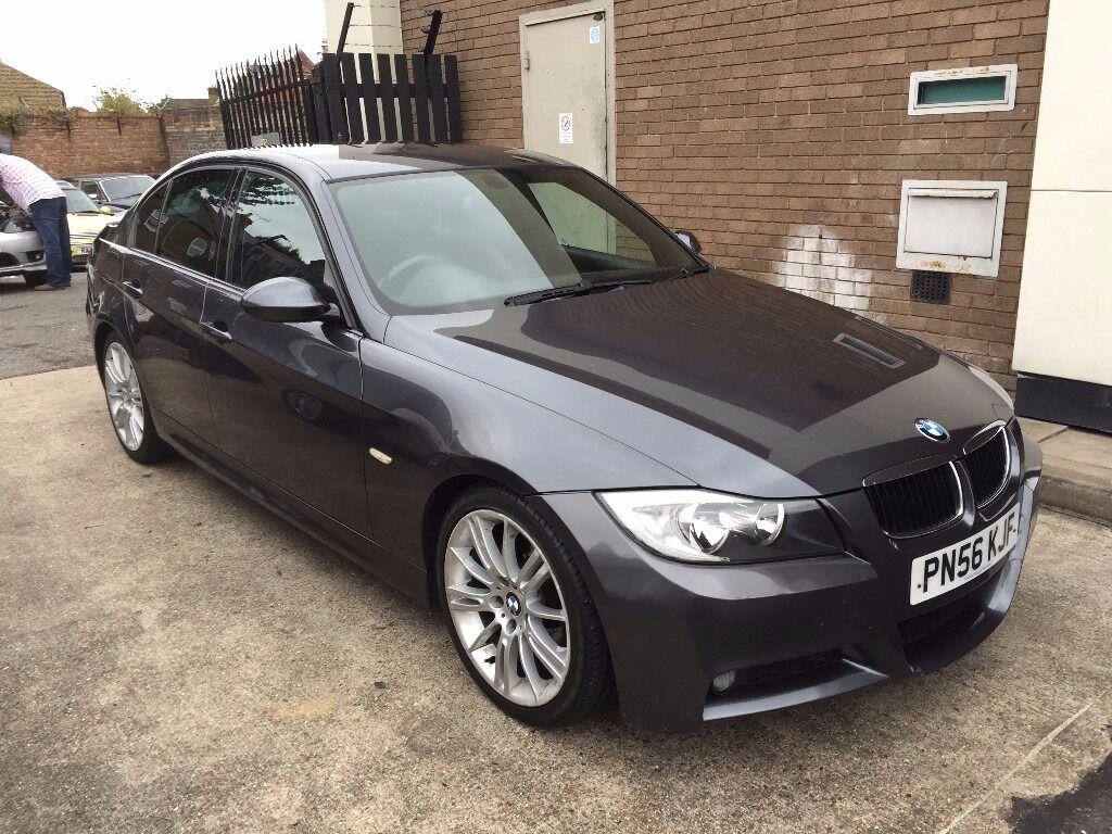BMW 3 SERIES 2.0 320i M Sport 4dr , 6 MONTHS FREE WARRANTY