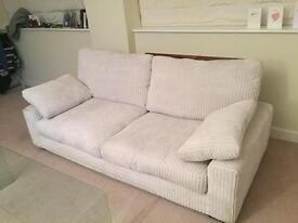 Lovely Jumbo Cord Sofa