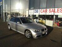DIESEL 2009 09 BMW 3 SERIES 2.0 318D M SPORT 4D AUTO 141 BHP **** GUARANTEED FINANCE ****