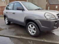 Hyundai TUCSON 4x4 Estate, Winters coming, FSH, 3 month warranty, 3 month breakdown