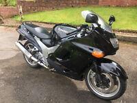 Kawasaki ZZR1100 D6 Black