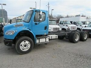 2008 Freightliner M2106 Business Class Tandem axle Chassis