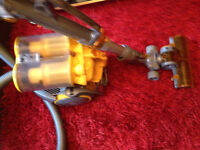 dyson cylinder hoover