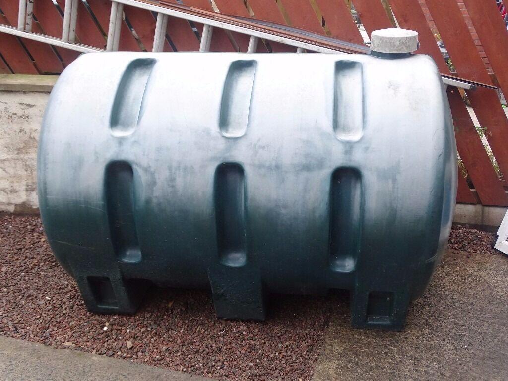 1200l Oil tank