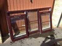 Double Glazed Window Unit, 178cm wide by 97cm high