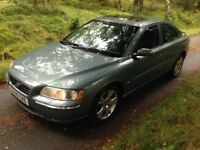 Volvo S60 d5, over 10 months mot, lots of new parts