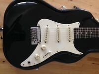Squier Bullet by Fender - with hard case