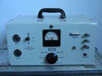 Gates SA-134 vintage 50's american made valve preamp fully serviced