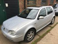 Vw Gold GTI mot&tax&insurance READY 2 GO