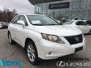 2012 Lexus RX 350 AWD Touring Package* Navigation* Sunroof*