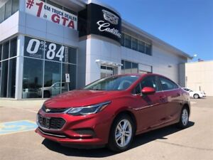 2017 Chevrolet Cruze LT*Sunroof*
