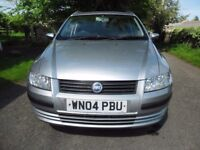 2004 Fiat Stilo Estate 1.6, 103k miles, New Clutch and Battery, drives well. May swap for a phone.