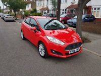 FORD FIESTA TITANIUM 1.5 DIESEL HPI CLEAR MINT CONDITION under warranty
