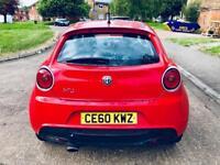 Alfa romeo 1.4 12month mot beautiful car lady owning £2395