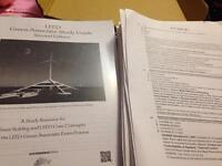 LEED Green Associate Study Guide Second Ed and Mock Exams