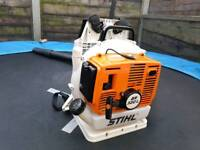 stihl br320l backpak leaf blower in excellent condition some as br430,br600,br550,br500