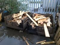 FREE TO COLLECT SCRAP WOOD PALLETS CABLE DRUMS PLEASE READ ADD