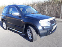 2007(57)SUZUKI GRAND VITARA 1.9 DDiS BLACK,3DR,VERY LOW MILES,FSH,1 OWNER FROM NEW,VERY CLEAN CAR