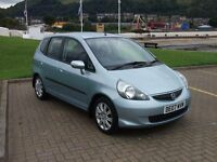 Honda Jazz 1.4i-DSI SE 2007 FSH MOT 26/04/2017 Excellent Condition Just Had Full Service Cost £400
