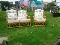 Wicker & cane furniture
