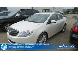 2014 Buick Verano CONVENIENCE 2 | LEATHER TRIM | SUNROOF | REAR