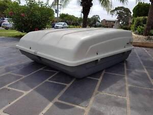 Car Roof Luggage Pod Toongabbie Parramatta Area Preview