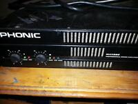 phonics mx860 professional amp
