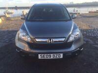 09 Honda cr-v 2.2 Diesel 12 months mot £4450
