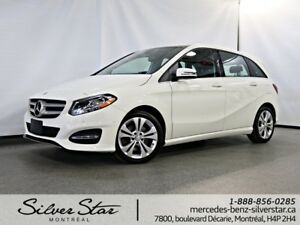 2017 Mercedes-Benz B250 NAVI SYS-SUNROOF-4MATIC