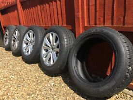 BMW 5 Series 225 55, 17 inch Wheels & Tyres