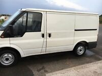 2005 Ford transit, 1yrs MOT, underside sealed, drives like a dream!
