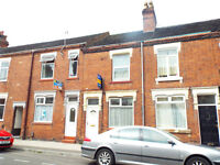 ** FIRST MONTHS HALF PRICED ** Carlton Road, Shelton Furnished three bedroom terrace property