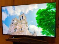 "50"" JU6800 6 Series Flat UHD 4K Nano Crystal Smart TV"